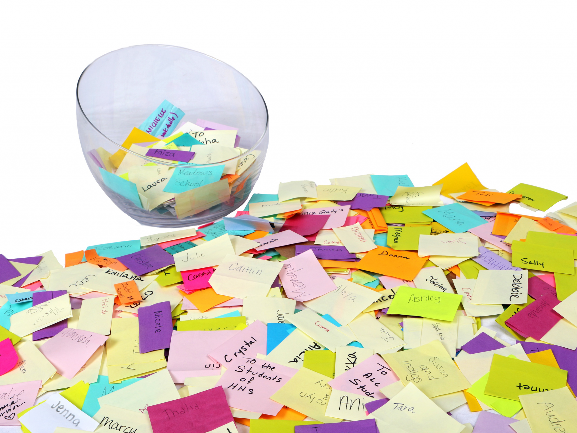 Name Post-Its