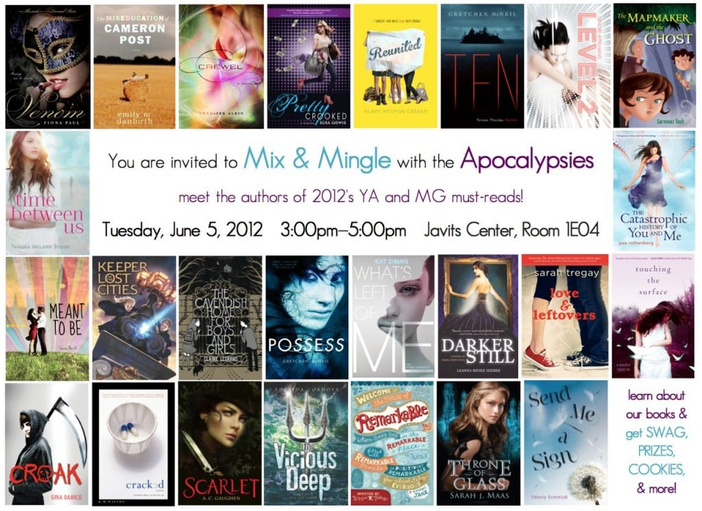 The Apocalypsies Mix & Mingle Invitation