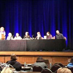 NCTE Convention & ALAN Workshop