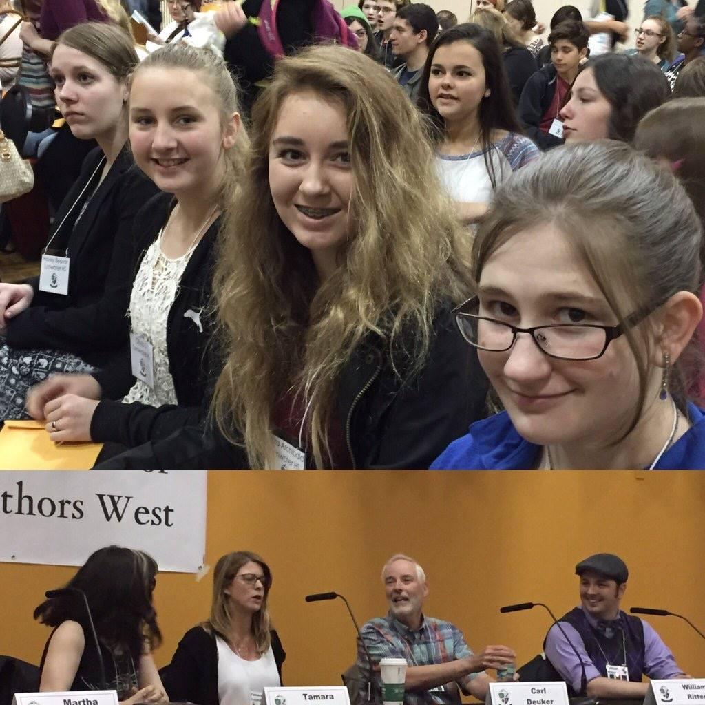 COA Cavalcade of Authors West