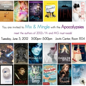 BEA: Mix & Mingle Apocalypsies