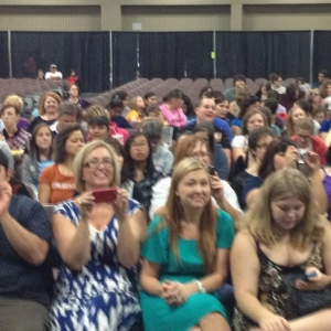 Panel audience