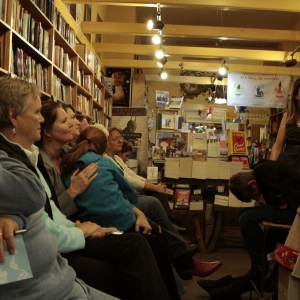 A Great Good Place for Books - Dec. 2012