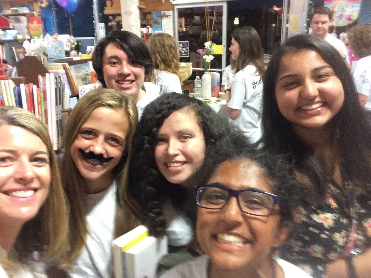 Hicklebee's Teen Book Club