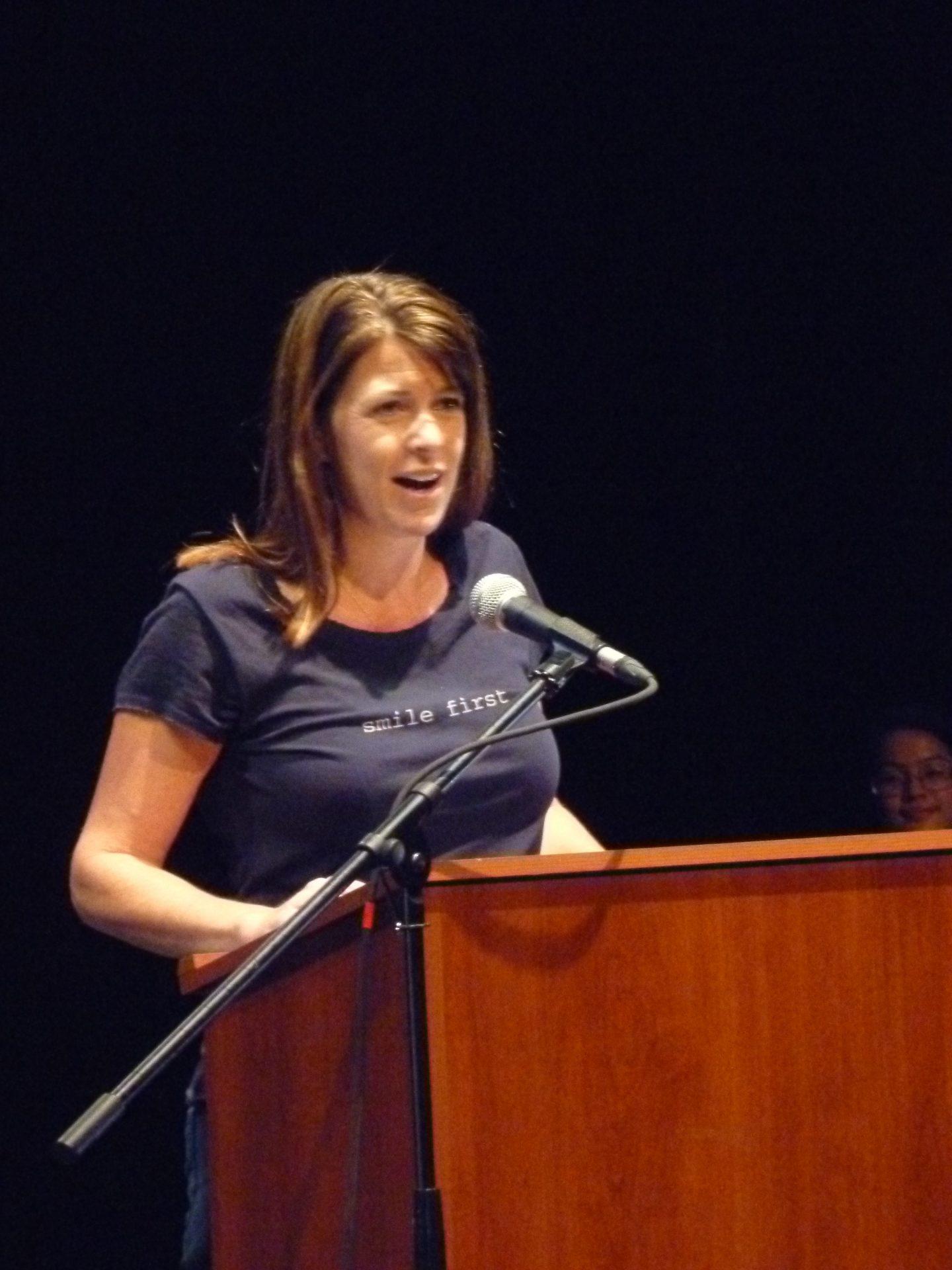Speaking at Litquake
