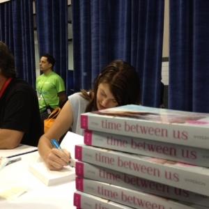 TBU Book Signing