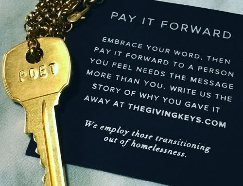 World Poetry Day | The Giving Keys