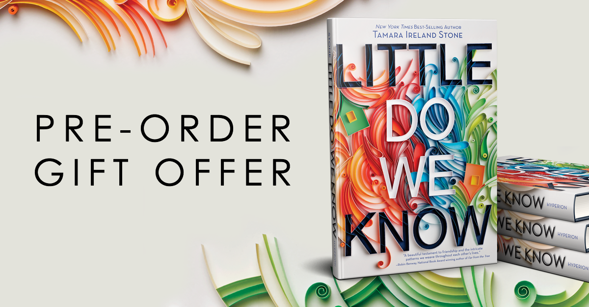 Little Do We Know: Pre-Order Offer