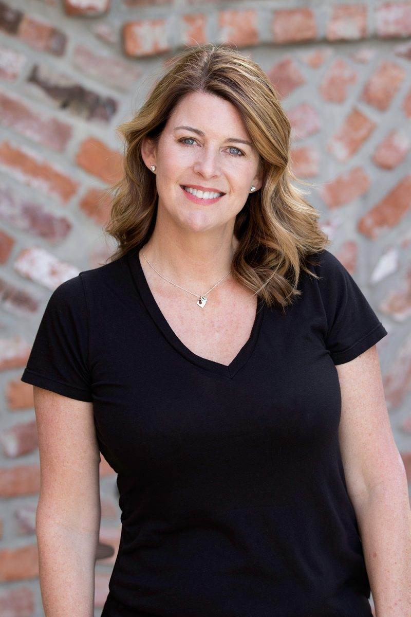 Tamara Ireland Stone (Headshot - Portrait)