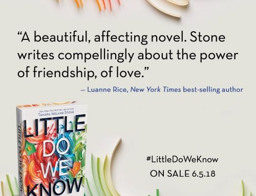 Third Blurb for Little Do We Know (+ Another Giveaway)!