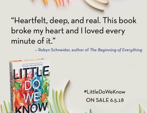 More Kind Words About Little Do We Know (+ Another Giveaway!)