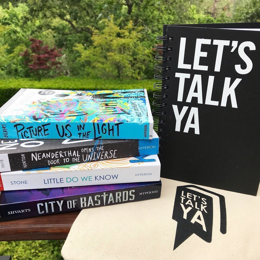 On the Road: Let's Talk YA Tour   Tamara Ireland Stone