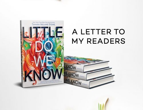 A Letter to My Readers: Little Do We Know