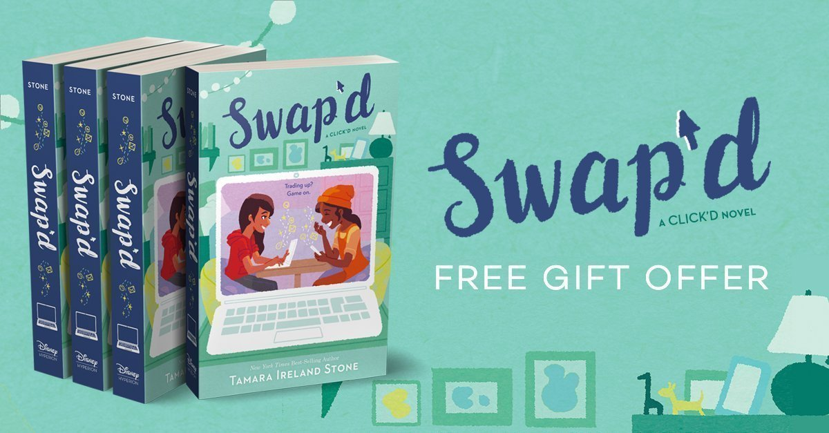 Swap'd: Free Gift Offer