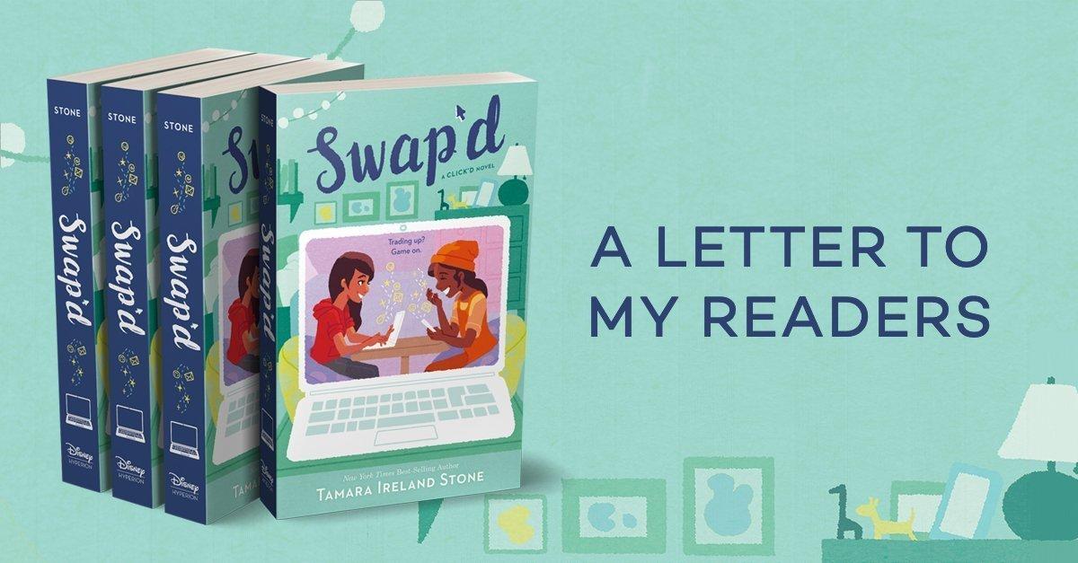 SWAP'D is here! | Tamara Ireland Stone