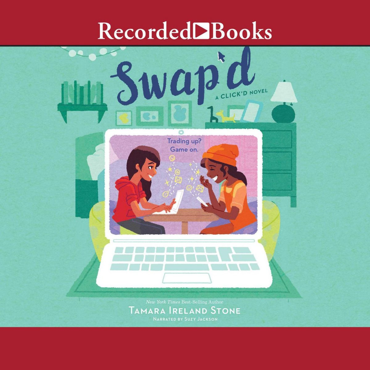 Swap'd Audiobook