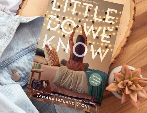 Little Do We Know: Paperback Cover Reveal